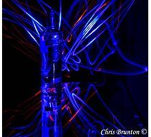 Bottled spirits Photographic Print