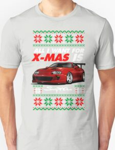 All I Want For Christmas is SUPRA T-Shirt