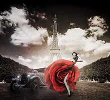 Tango in Paris by Erik Brede