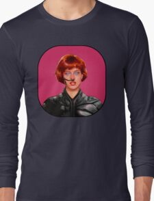 Molly In Dune Digital Duesday # 4  Long Sleeve T-Shirt