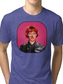 Molly In Dune Digital Duesday # 4  Tri-blend T-Shirt