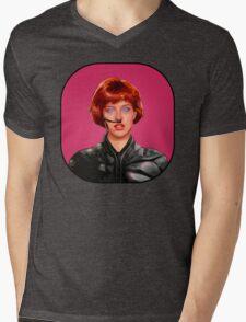 Molly In Dune Digital Duesday # 4  Mens V-Neck T-Shirt