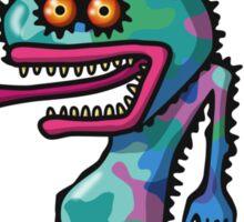 monster6 Sticker