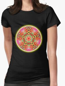 Roundabout Womens Fitted T-Shirt