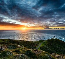 Cape Reinga HDR by Kay Brocks