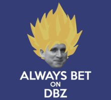 Always Bet on DBZ T-Shirt