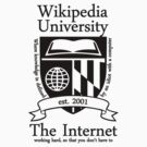 Wikipedia University by Ragcity