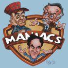 Maniacs  by DanDav