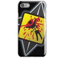 Halo 4 Splatter! Medal iPhone Case/Skin