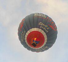 Hot Air Balloon # 2 by Antony R James