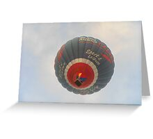 Hot Air Balloon # 2 Greeting Card