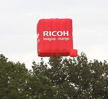 35th Bristol International Balloon fiesta by Keith Larby