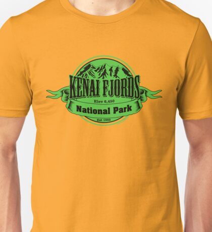Kenai Fjords National Park,  Alaska Unisex T-Shirt
