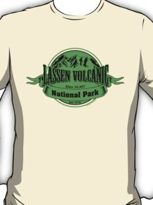 Lassen Volcanic National Park, California T-Shirt