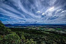 Mt French View by Brent Randall