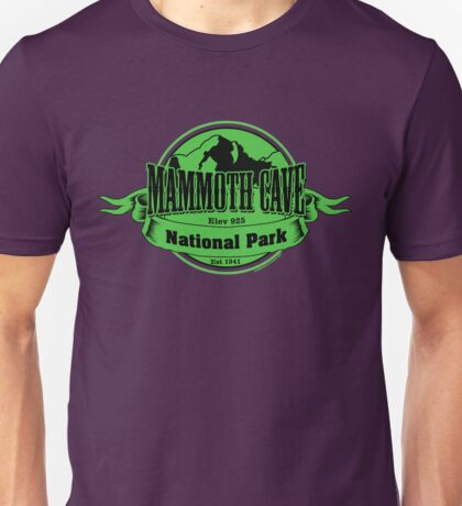 Mammoth Cave National Park, Kentucky Unisex T-Shirt