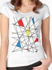 Tiep Ondriam Women's Fitted Scoop T-Shirt