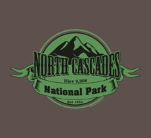 North Cascades National Park, Washington by CarbonClothing