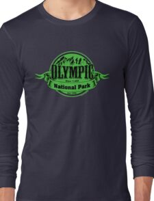 Olympic National Park, Washington Long Sleeve T-Shirt