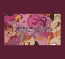 Super Furry Animals - Dark Days/Light Years by statostatostato