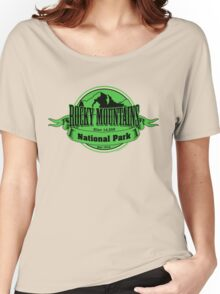 Rocky Mountains National Park, Colorado Women's Relaxed Fit T-Shirt