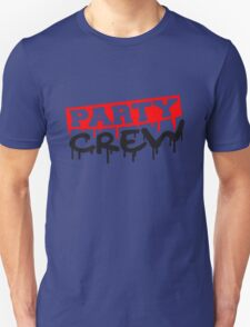 Party Crew Stamp T-Shirt