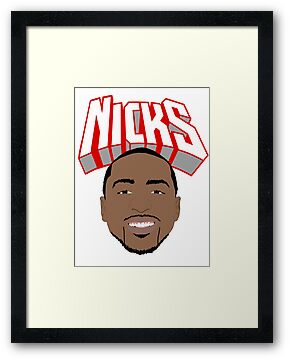 new york hakeem nicks. by bogartdesigns