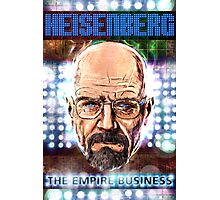 Heisenberg - The Empire Business Photographic Print