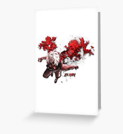 Ken Kaneki - Tokyo Ghoul Greeting Card