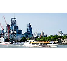 City of London skyline Photographic Print