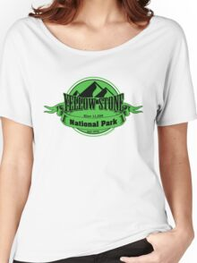 Yellow Stone National Park, Wyoming Women's Relaxed Fit T-Shirt