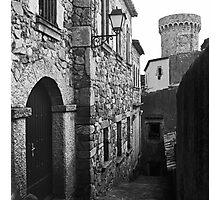 Castle Stroll  Photographic Print