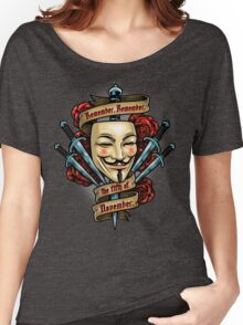 Fifth of November Women's Relaxed Fit T-Shirt