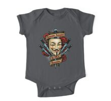 Fifth of November One Piece - Short Sleeve