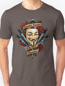 Fifth of November T-Shirt