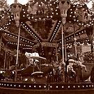 Carrousel Jules Verne by Alex Cassels