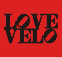 Love Velo by MrYum