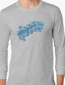 Orange County Government Center Long Sleeve T-Shirt