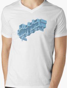 Orange County Government Center Mens V-Neck T-Shirt