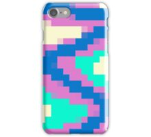 Pastel Pixels iPhone Case/Skin