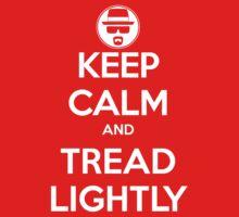 Keep Calm and Tread Lightly by odysseyroc