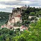 """ Rocamadour "" by jean-jean"