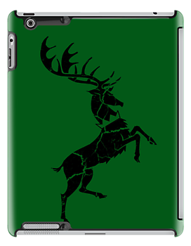 House Baratheon Worn Green by Greg Brooks