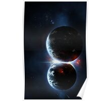 Twin Planets Poster