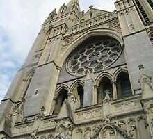 Truro Cathedral, Cornwall by MidnightMelody
