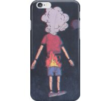 a boy on fire: the movie iPhone Case/Skin