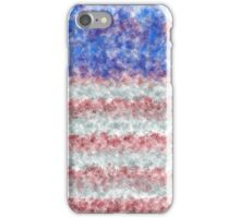 'Merica Splatter iPhone Case/Skin