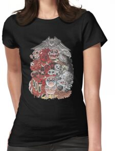 The Binding of Isaac - Into the Depths - HIGH QUALITY Womens Fitted T-Shirt
