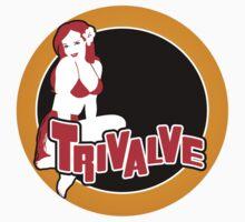 Trudy sticker by rlaber