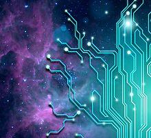 Nebula Circuit by inferno23x